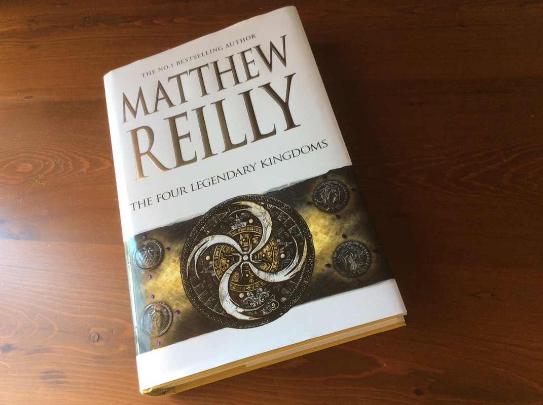 the four legendary kingdoms matthew reilly pdf